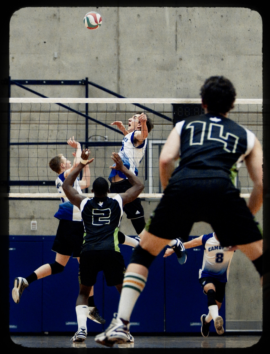 Camosun College Chargers Volleyball