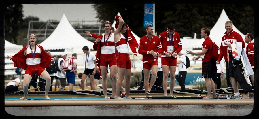 Will Crothers Canada Olympics Rowing Photo