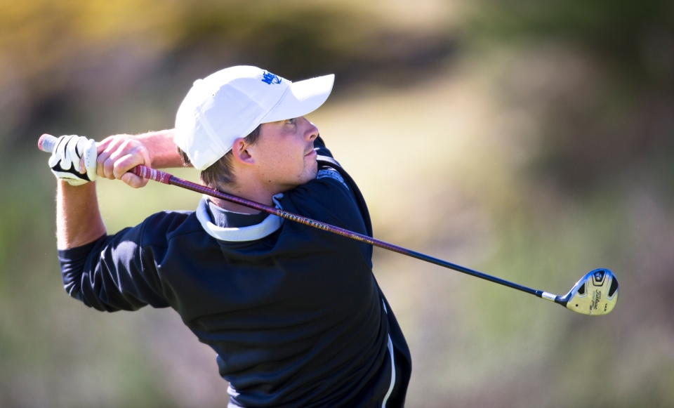 Camosun College Golf Team Bear Mountain Tournament Sep 27, 2015 ©KevinLIghtPhoto _31Q6691
