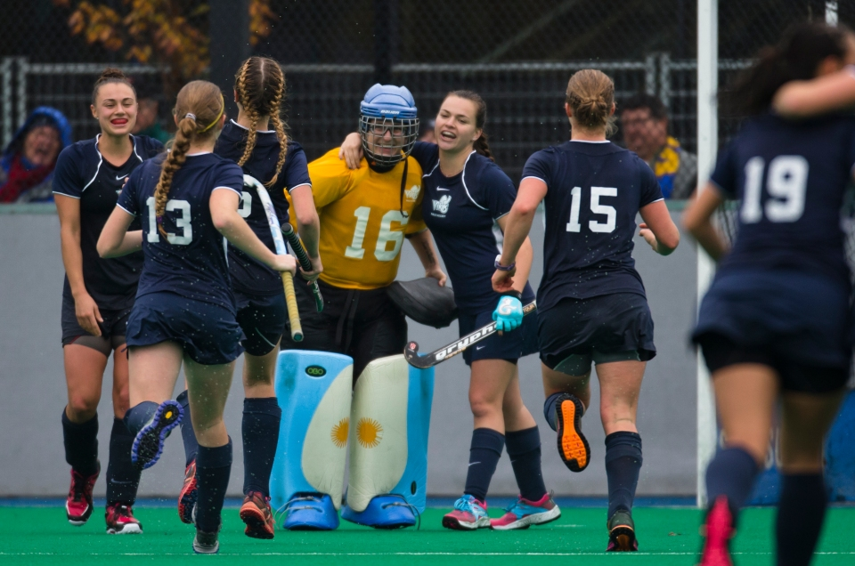CIS Field Hockey Natinals Women Uvic vs Guelph Nov 7, 2015 ©Kevin Light Photo _31Q9232