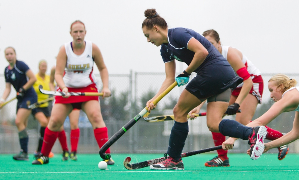 CIS Field Hockey Natinals Women Uvic vs Guelph Nov 7, 2015 ©Kevin Light Photo _V0C0538