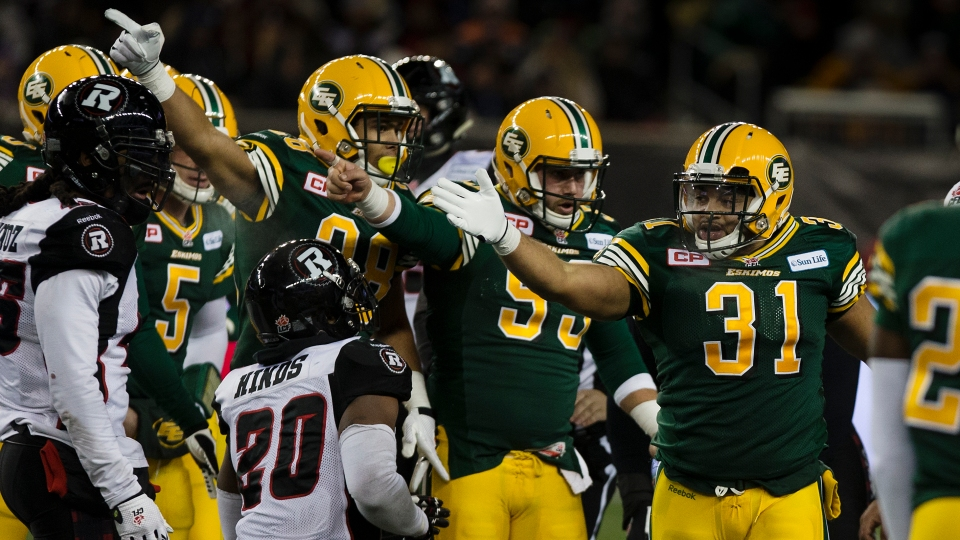 0016 Grey Cup 2015 Winnipeg Edmonton Eskimos Ottawa RedBlacks Kevin Light Photo
