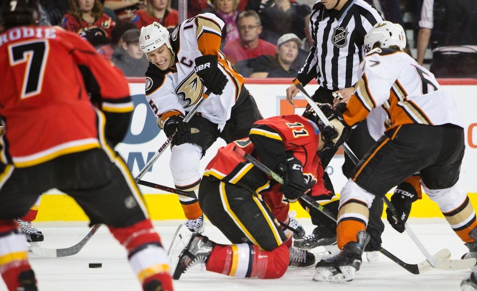 KARRI RAMO Calgary Flames vs Anaheim Ducks December 29, 2015 KevinLightPhoto 0020