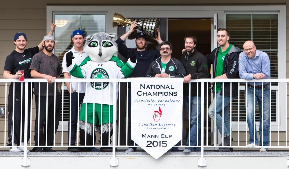 Victoria Shamrocks Mann Cup January 23, 2016 ©KevinLightPhoto 0022
