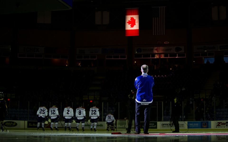0083 0004 Victoria Royals vs Spokane Chiefs Oct 6, 2015 ©KevinLIghtPhoto 0006