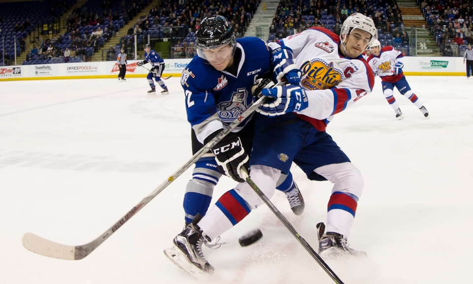 0102 0023 Victoria Royals vs Edmonton OIl Kings WHL Hockey Nov 18, 2015 ©Kevin Light _31Q5091