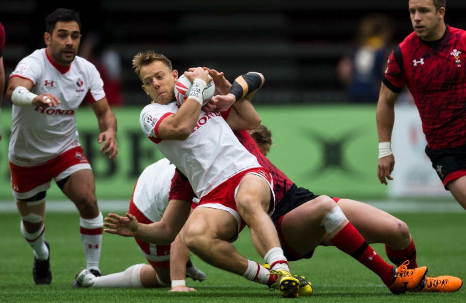 11 Rugby 7's Canada vs Wales March 12, 2016 ©KevinLightPhoto 0007