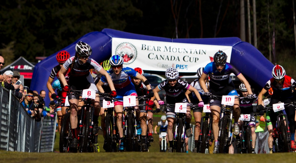 3.5 Catharine Pendrel Canada Cup Bear Mountain Bike March 5, 2016 ©KevinLIghtPhoto_ 0008