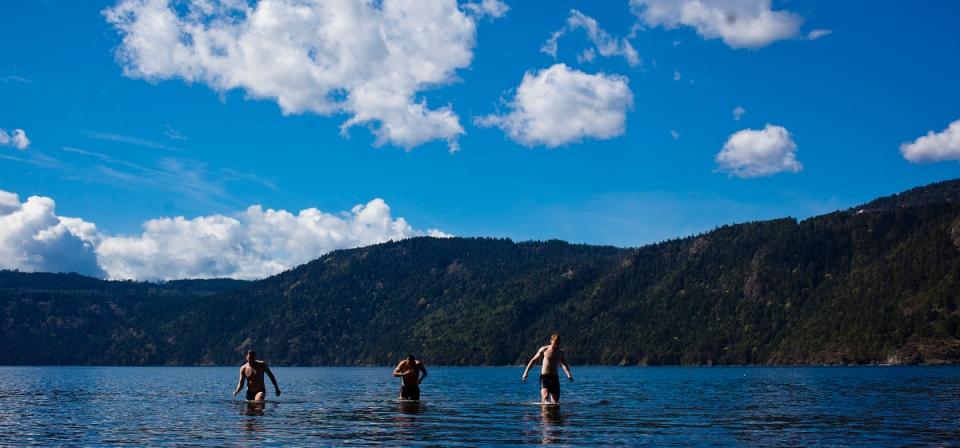 McKENZIE BIGHT Gowlland Tod Provincial Park Victoria British Columbia ©KevinLightPhoto  McKENZIE BIGHT Gowlland Tod Provincial Park Victoria British Columbia ©KevinLightPhoto  _MG_2622