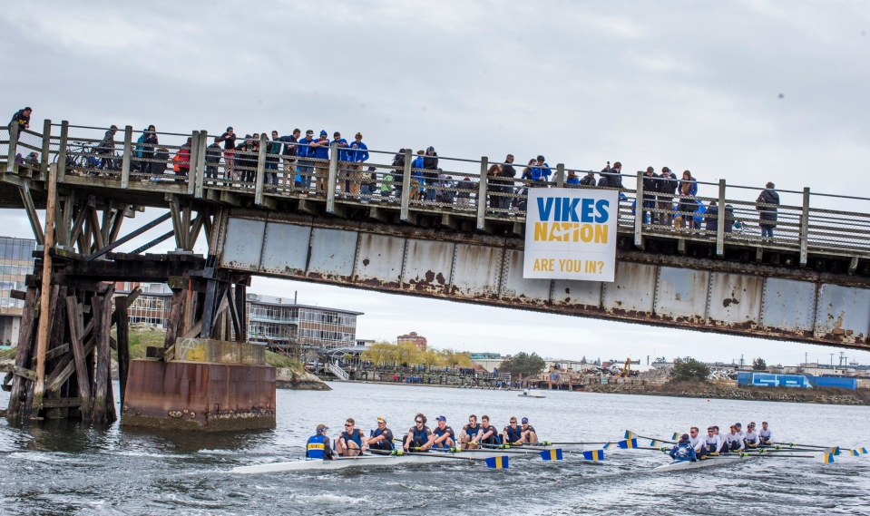 BROWN CUP UVIC UBC ROWING REGATTA 19