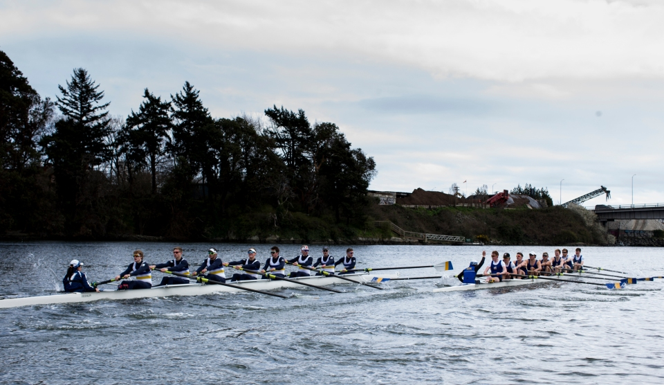 BROWN CUP UVIC UBC ROWING REGATTA 7