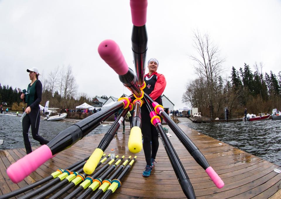 Rowing Canada Victoria Elk Lake Olympics Kevin Light Photo 18