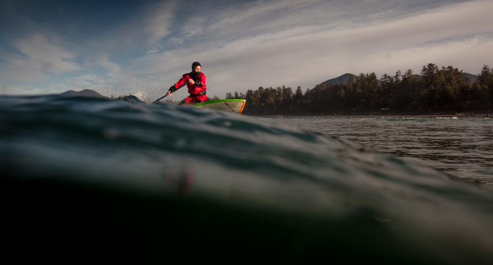 Stohlquist Tofino Canada Kayak Kevin Light Photo 16