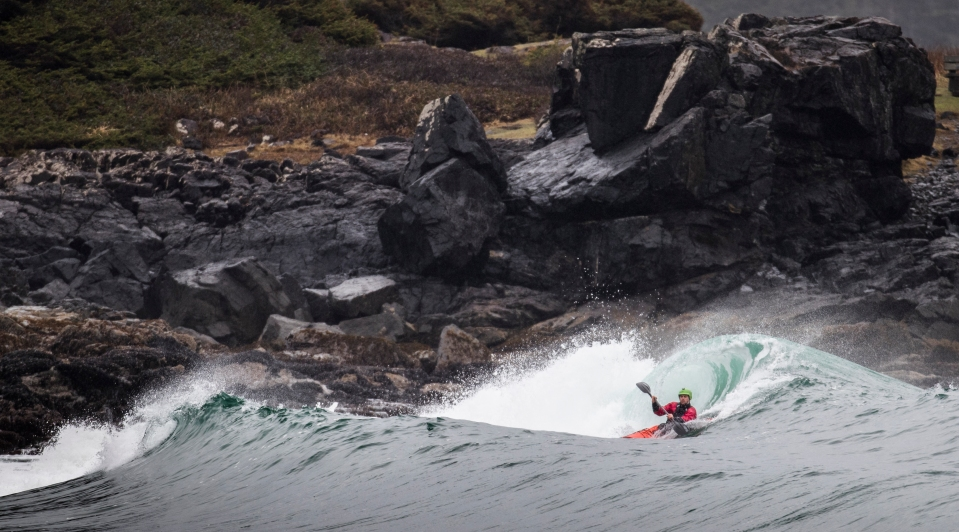 Stohlquist Tofino Canada Kayak Kevin Light Photo 17