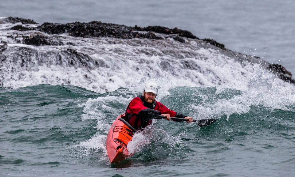 Stohlquist Tofino Canada Kayak Kevin Light Photo 18