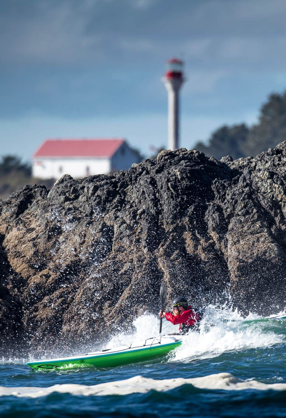 Stohlquist Tofino Canada Kayak Kevin Light Photo 19