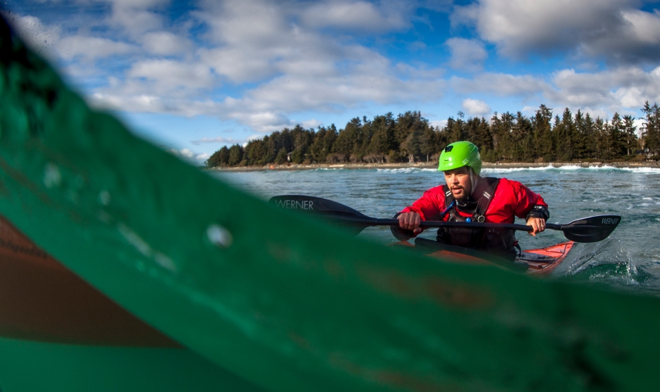 Stohlquist Tofino Canada Kayak Kevin Light Photo 4