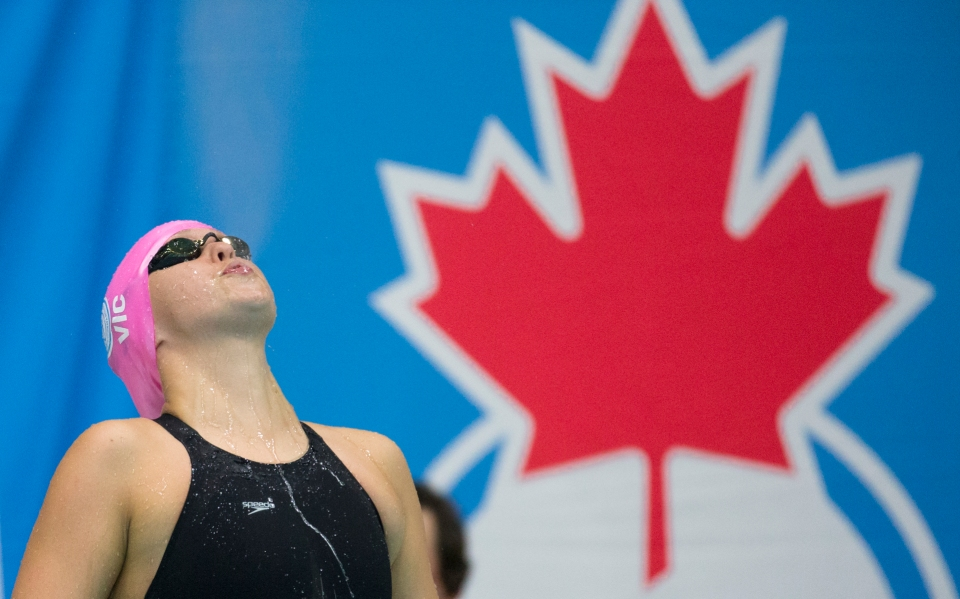 Canadian Swim Trials