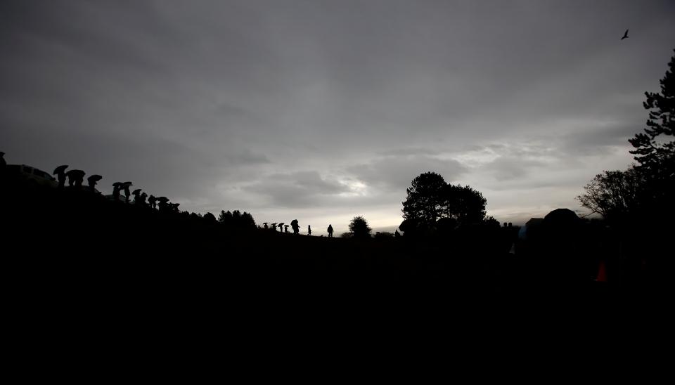 1 U SPORTS Cross-Country running Championships ©Kevin Light Photo 01