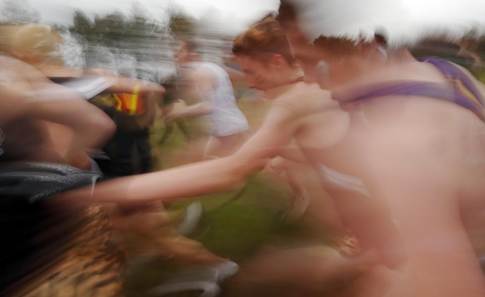 15 Cal Dewolfe Dalhousie University U SPORTS Cross-Country running Championships ©Kevin Light Photo 15
