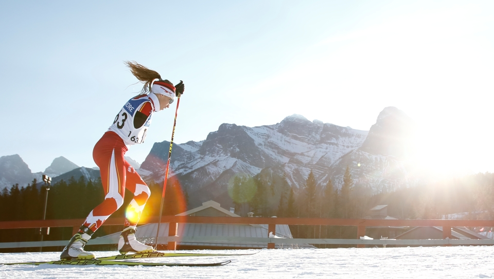 18 Emily_Young_Canada_skiing_classic-ski_Para-nordic_World_Cup_Canmore_sun_flare_Kevin_Light_Photo_39