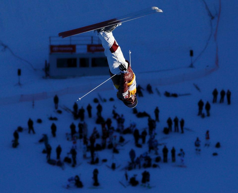 Mikael Kingsbury jump.JPG ©KevinLightPhoto